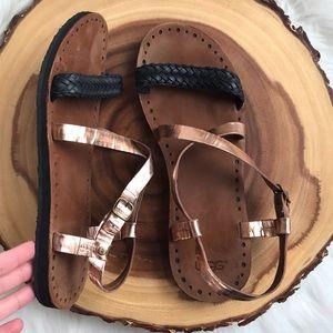UGG strappy sandals